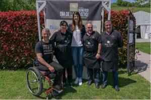 Slow Food Araba con la Fundación Deporte sin Barreras