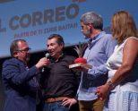 Slow Food nombrado Embajador de la Cebolla de Zalla en los premios JANTOUR