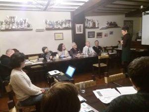 Jornada sobre al estrategia alimentaria para Vitoria-Gasteiz