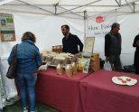 Mercado de la Almendra, con pasta ecológica alavesa