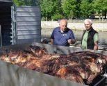 Zuazo celebra una multitudinaria Feria del Perretxiko y de la Vaca Terreña y reivindica una mayor apuesta por el medio rural